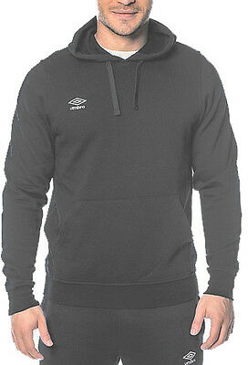 Umbro Mens Hoody - Grey