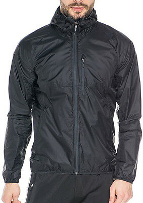 adidas Everyday Light Mens Running Jacket - Black