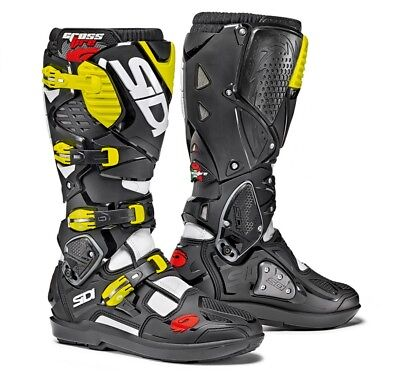 New motocross off road Sidi crossfire 2 SRS boots size EUR 47