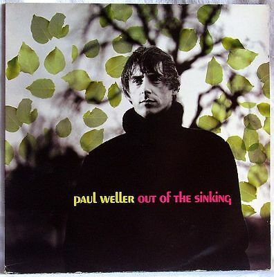 "Paul Weller Out Of The Sinking 12"" Lp Rare"