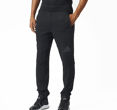 adidas Workout Mens Training Pants - Black