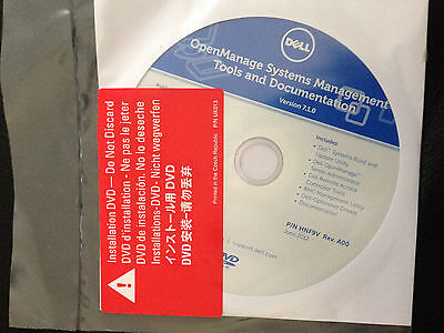 Dell OpenManage Systems Management Tools and Documentation Version 7.1.0