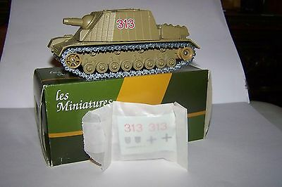 Solido Militaire Char Allemand Panzer Iv Type Brummbar