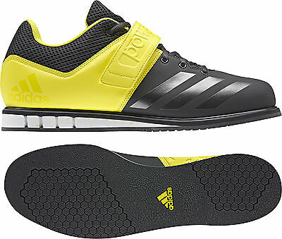 adidas Powerlift 3.0 Mens Weight Lifting Shoes - Black
