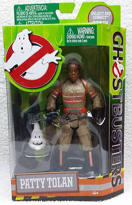 Ghost Busters Patty Tolan Action Figure