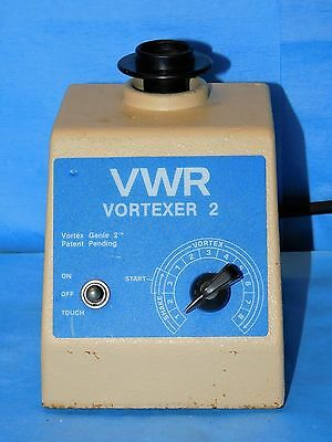 Vwr Vortexer 2 G-560 120V Used Excellent Working Condition