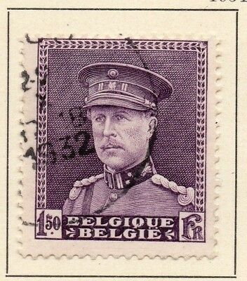 Belgium 1931 Early Issue Fine Used 1F.50c. 124637