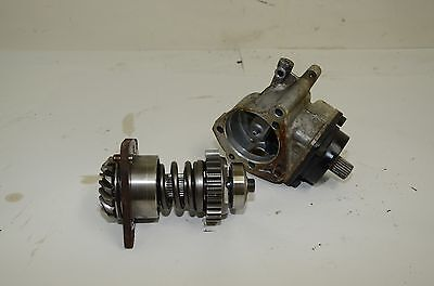 Honda VT800C 1988 Output Shaft and Bevel Gear