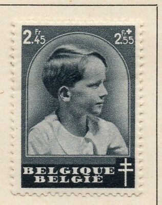Belgium 1937 Early Issue Fine Mint Hinged 2F.45c. 124690