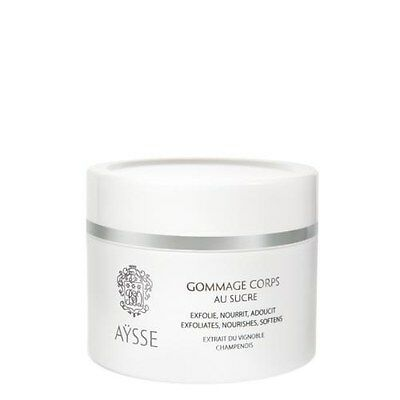 aysse gommage corps au sucre 200ml - sous blister