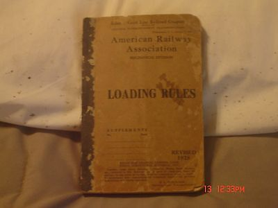 American Railway Association Loading Rules For Acl