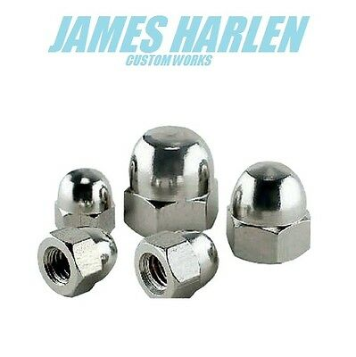 hexagon dome nuts m3/m4/m5/m6/m8/m10/m12 a2 stainless steel metric domed nut mm
