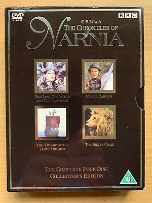 The Chronicles Of Narnia - Complete Collection | Classic BBC / CS Lewis UK DVD