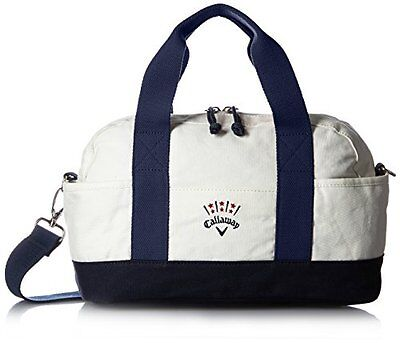 Callaway Apparel canvas cart back 241-6181501 30 (White)