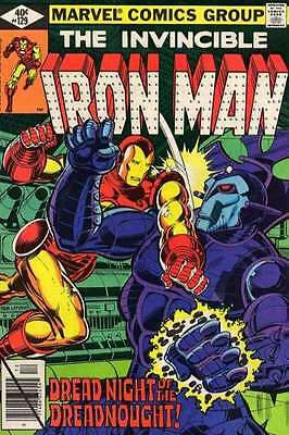 Iron Man (1968 series) #129 in Very Fine + condition. FREE bag/board