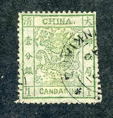 Large Imperial Dragon 1883 Sc.7 Used