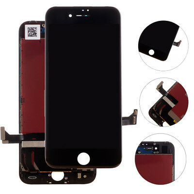 Black LCD Display+Touch Screen Digitizer Assembly for iPhone 7 Plus 5.5'' OEM