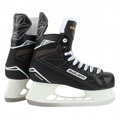 2016 Model! Bauer Supreme S140 Ice Skates SR sizes