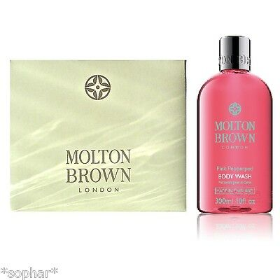 MOLTON BROWN (Formerly Paradisiac) Pink Pepperpod Body Wash 300ml in Gift Box