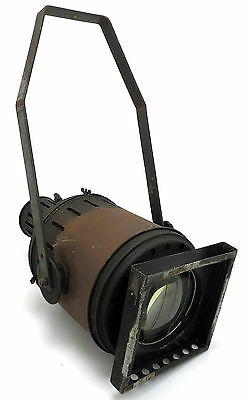 Theater Scheinwerfer Vintage Spotlight Bühnen-Spot Industrial Business bm115