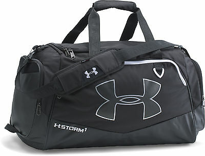 Under Armour Storm Undeniable II Large Duffel Bag - Black