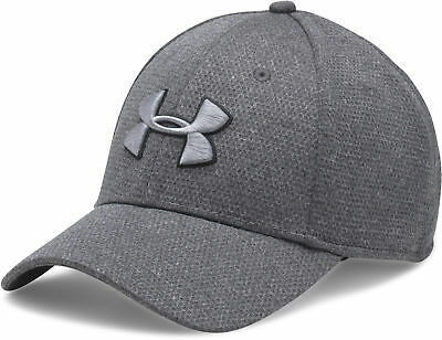 Under Armour Heather Mens Blitzing Cap - Black