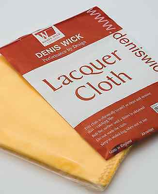 Denis Wick Lacquer Cleaning Cloth DW4921