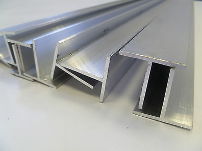 Aluminium Extruded Tee Section T Bar Profile 25 X 25 X 2Mm - 30 X 30 X 2Mm
