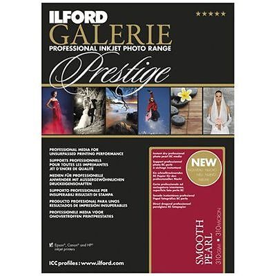 """Ilford Galerie Prestige Smooth Pearl 4"""" x 6"""" Paper 310gsm 100 sheets 2001743"""