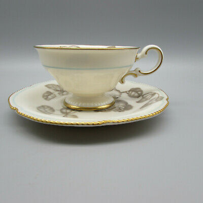 SET OF TWO - Castleton China GLORIA Cup & Saucer Sets