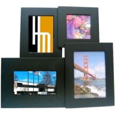 Vuescape 11011064 7 Lcd Digital Photo Frame Black 3500 Picclick