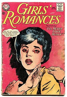 Girls' Romances #106-Dc Romance 1965-Comic Book
