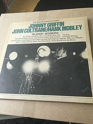 Johnny Griffin, John Coltrane, Hank Mobley – Blowin' Sessions
