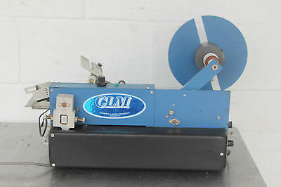 Clm Columbia Labeling Machinery Aid-1000 Labeler Machine