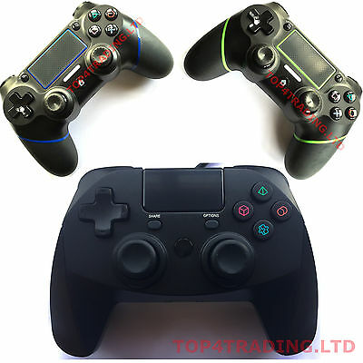 Wired Or Wireless Controller For Sony Playstation 4, Ps4, Multi Colours, Ps 4