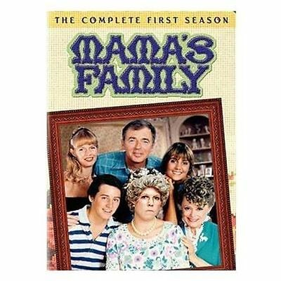 Mama's Family - The Complete First Season (DVD, 2006, 2-Disc Set) LIKE NEW!