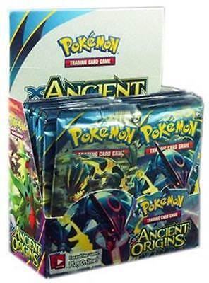 Pokemon TCG, Pokemon XY7, Ancient Origins Booster Pack, sealed Single Booster
