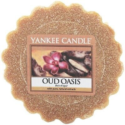 Yankee Candle Dufttart 22g Oud Oasis