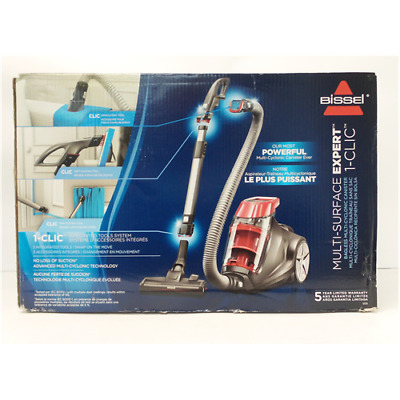 Bissell 1232 Multi Surface Expert Canister Vacuum Cleaner