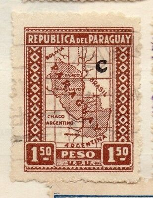 Paraguay 1935 Early Issue Fine Used 1.50P. 125081