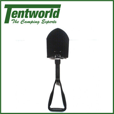 TAS Folding Shovel with Pouch - Black