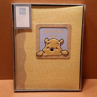 Disney:  My First Pooh Bear Memory Book, Baby's First Book, RECORD BABY'S FIRSTS