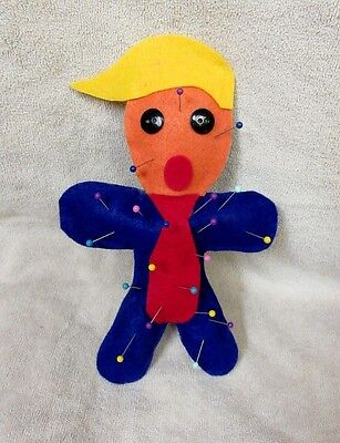 Donald Trump Voodoo Doll, Gag Gift, Poppet, Funny