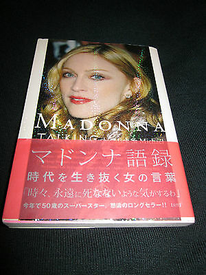 "Madonna Photo book ""Analects by Madonna"" JAPAN 2006, Mint"