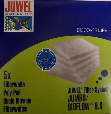 Juwel Filter Wool Poly Pads Jumbo 4022573881493
