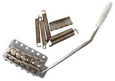 Aged Synchronized Tremolo Set Montreux Retrovibe Fits To Strat ®
