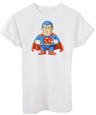 T-Shirt SUPPAMAN ARALE DR SLUMP-CARTONI - by iMage
