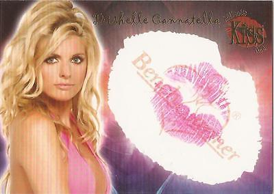 "Benchwarmer 2006 Series 1 - 5 of 16 ""Trishelle Cannatella"" Kiss Card"