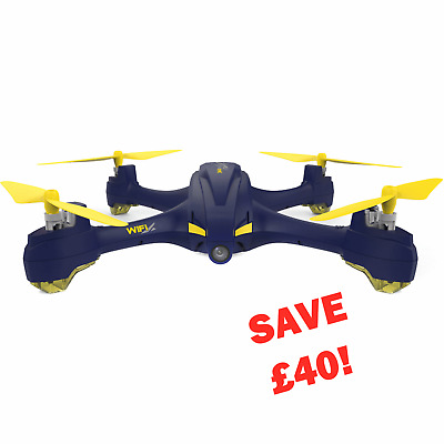 NEW Radio/Remote RC Control Drone Quadcopter with HD Camera RRP £69.99