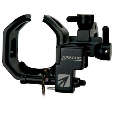 NAP New Archery Products Apache Drop Away Arrow Rest Right Hand Black